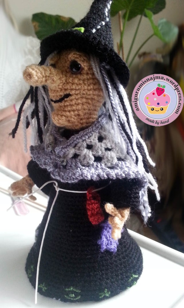 witch amigurumi crochet bruja ganchillo-03