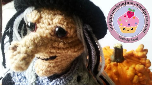 witch amigurumi crochet bruja ganchillo-09