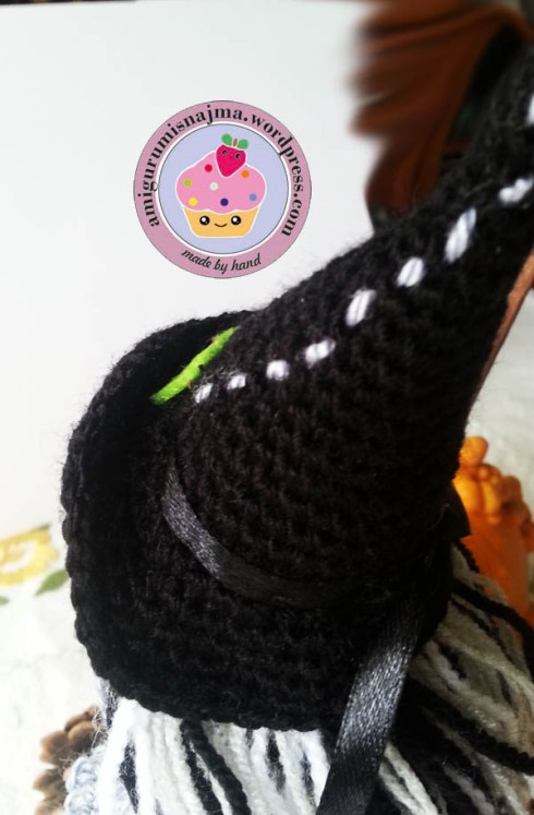 witch amigurumi crochet bruja ganchillo-11
