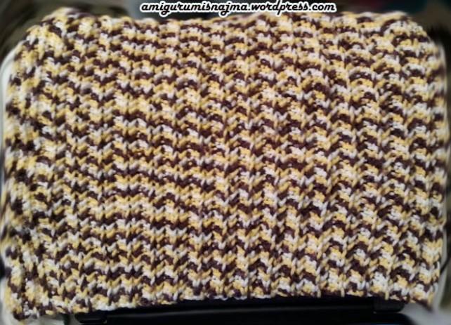 cowl crochet ganchillo