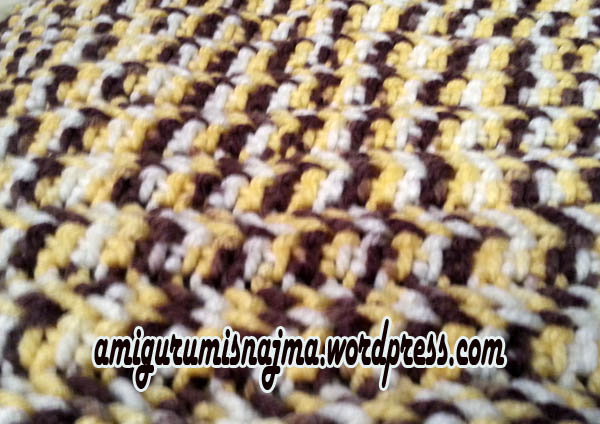 herrington half double crochet stitch