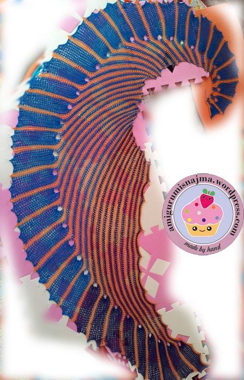 ninfa shawl najma crochet