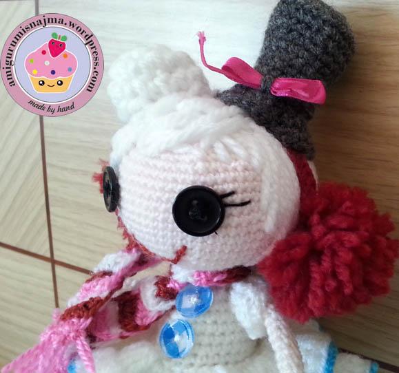 lalaloopsy winter snowflake crochet doll amigurumi-02