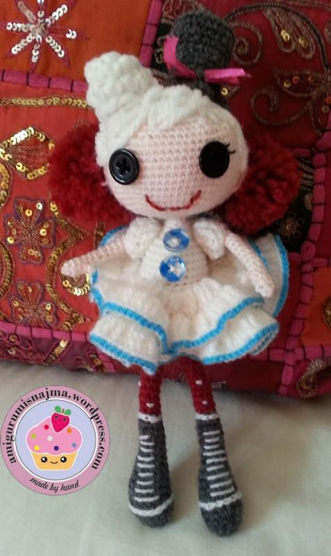 lalaloopsy winter snowflake crochet doll amigurumi-04