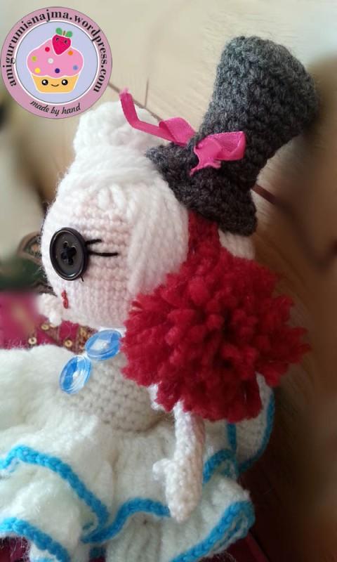 lalaloopsy winter snowflake crochet doll amigurumi-06