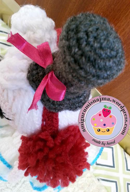 lalaloopsy winter snowflake crochet doll amigurumi-13