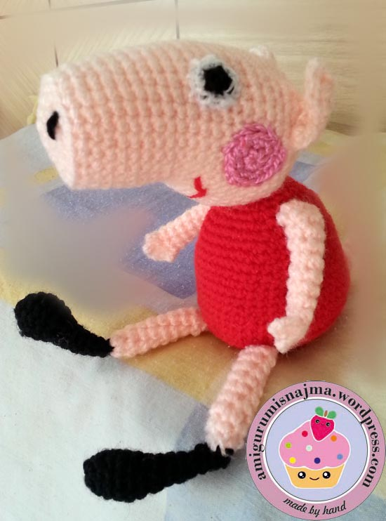 peppa pig amigurumi crochet  najma-01
