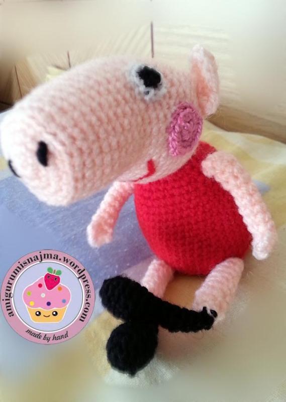 peppa pig amigurumi crochet  najma-05