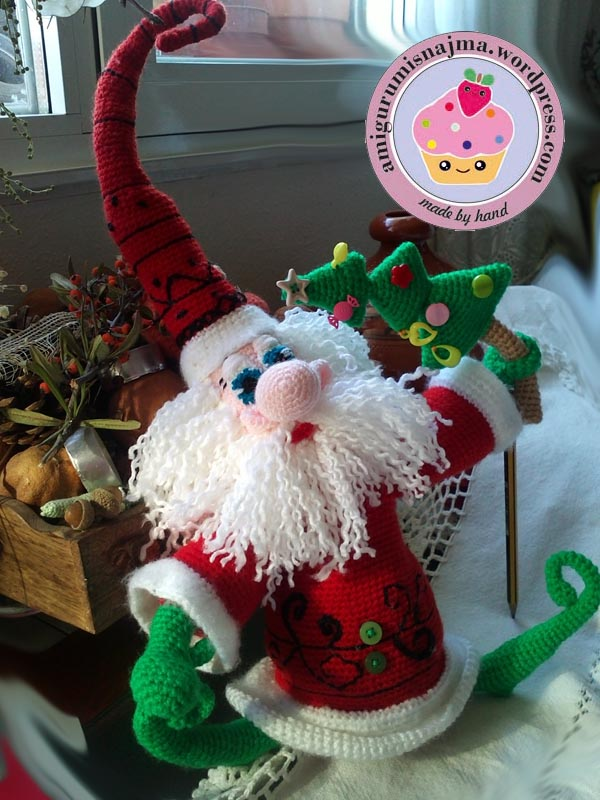 santa claus crochet doll ganchillo najma-02