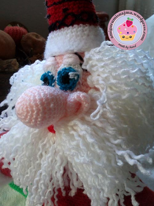 santa claus crochet doll ganchillo najma-06