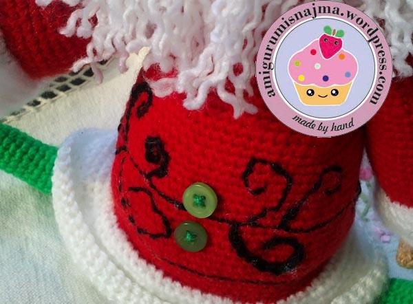 santa claus crochet doll ganchillo najma-07