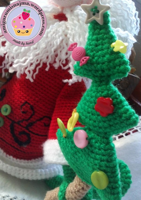 santa claus crochet doll ganchillo najma-08