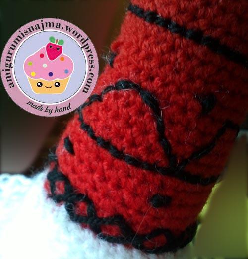 santa claus crochet doll ganchillo najma-11