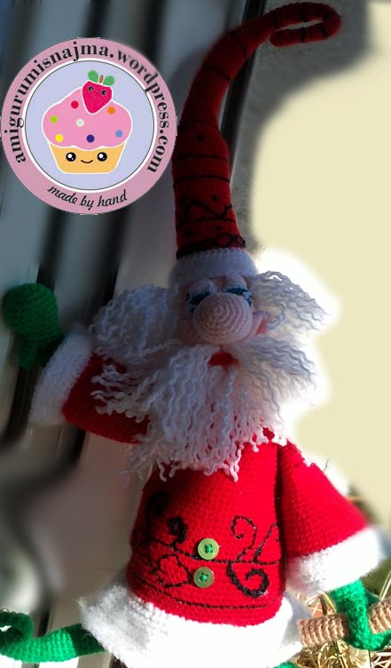 santa claus crochet doll ganchillo najma-15