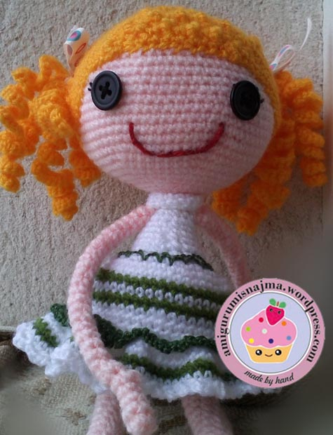 Daniella doll amigurumi crochet  najma-01