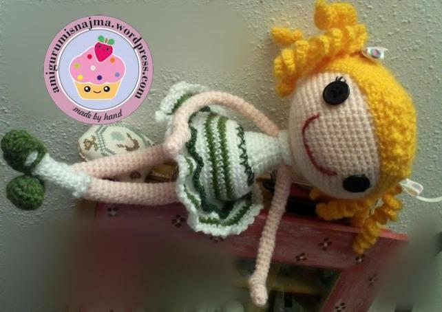 Daniella doll amigurumi crochet  najma-06