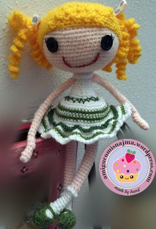 Daniella doll amigurumi crochet  najma-07