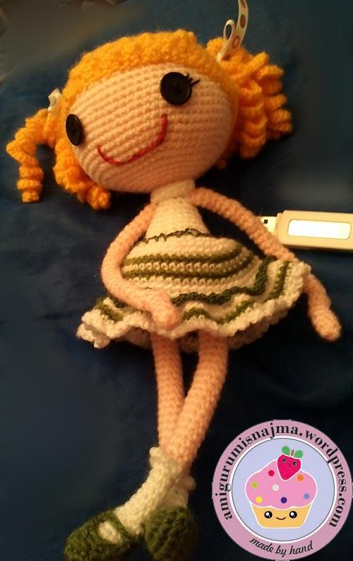 Daniella doll amigurumi crochet  najma-10