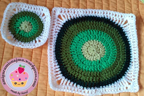 crochet blanket manta ganchillo