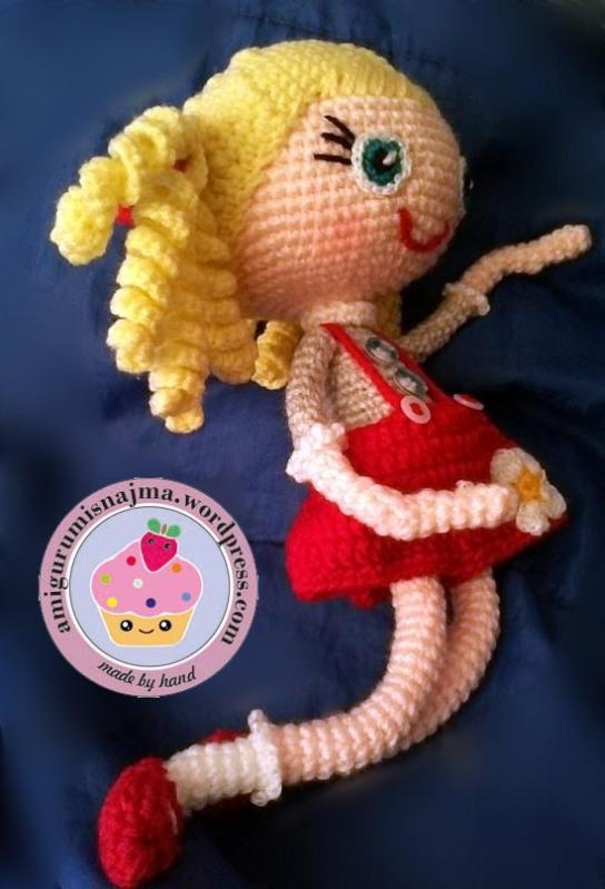Meritxell amigurumi doll crochet  najma-18