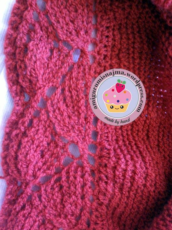 pleiades shawl knitted  najma-03