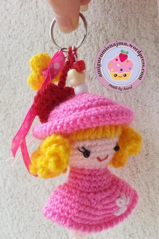 llavero muñeca crochet najma-02