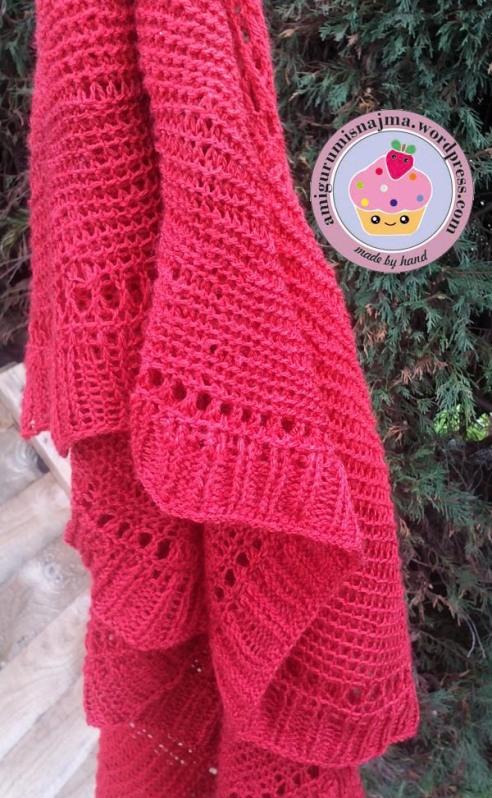 pleiades shawl chal najma-12