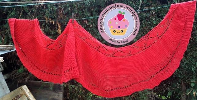 pleiades shawl chal najma-13