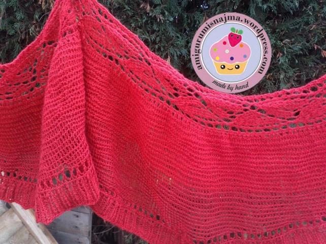 pleiades shawl chal najma-14