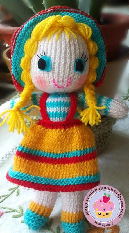 Sally knitted doll amigurumi najma-02
