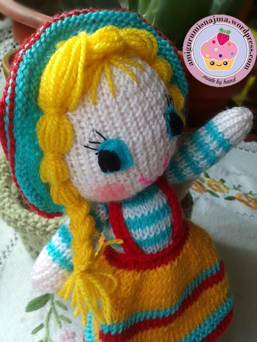 Sally knitted doll amigurumi najma-04