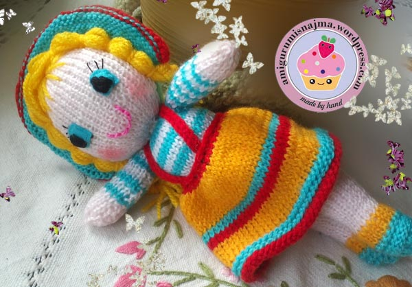 Sally knitted doll amigurumi najma-07