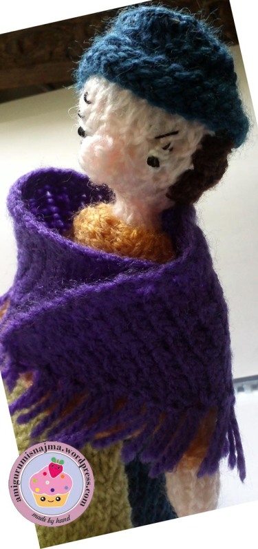 flower seller doll knitted toy najma03