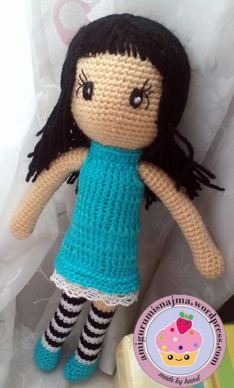 crochet doll gorjuss toy muñeca ganchillo najma01