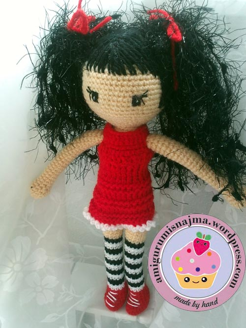crochet doll gorjuss toy muñeca ganchillo najma03