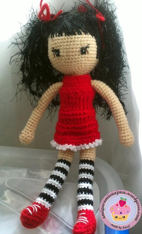 crochet doll gorjuss toy muñeca ganchillo najma05