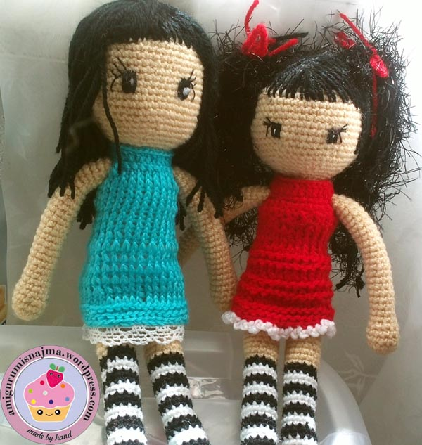 crochet doll gorjuss toy muñeca ganchillo najma07