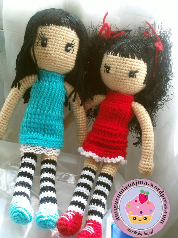 crochet doll gorjuss toy muñeca ganchillo najma08