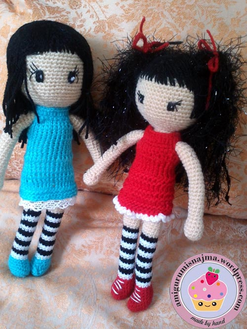 crochet doll gorjuss toy muñeca ganchillo najma09