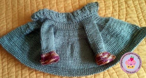 knitted doll Mandy muñeca tejida tricot  najma02