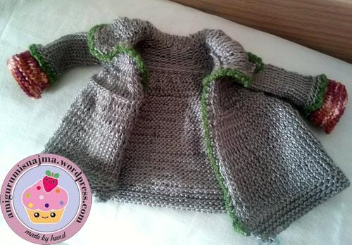 knitted doll Mandy muñeca tejida tricot  najma06