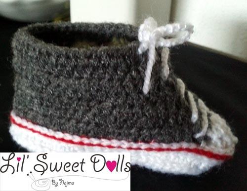 converse shoes crochet  lil sweet dolls najma03