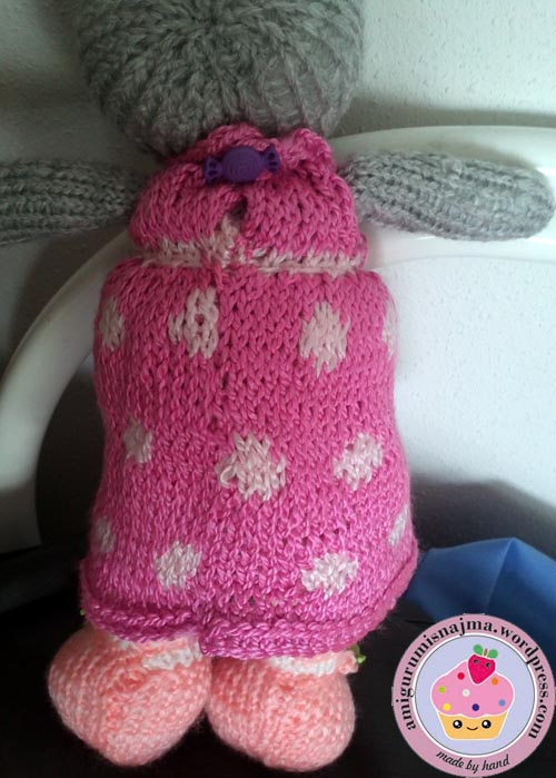 knitted bunny tricot  najma03