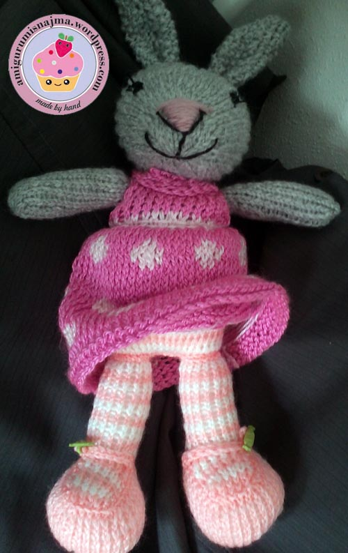 knitted bunny tricot  najma04