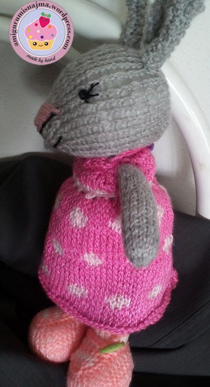 knitted bunny tricot  najma05