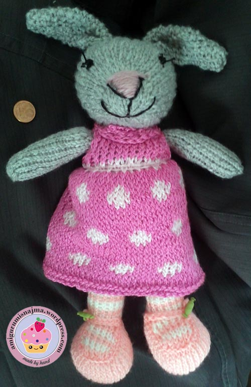 knitted bunny tricot  najma06