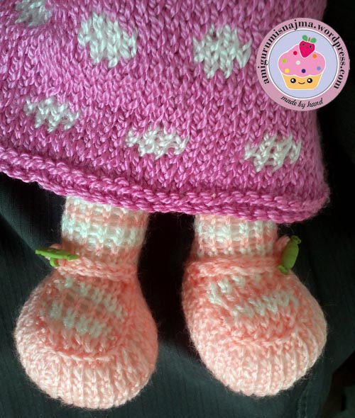 knitted bunny tricot  najma07