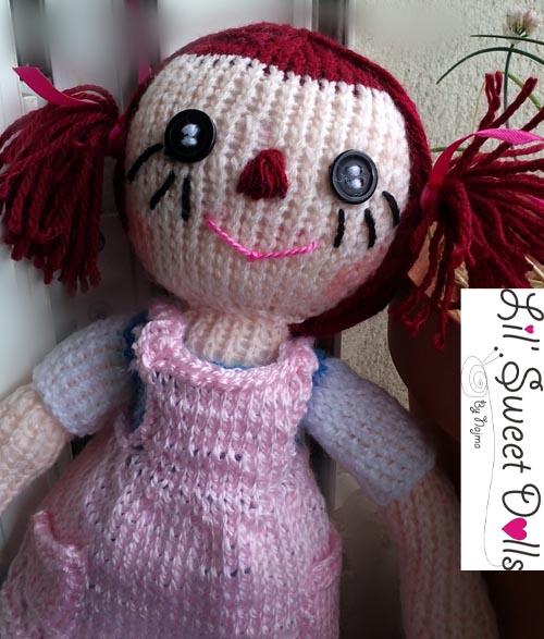 raggedy Ann knit doll najma04