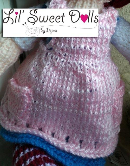 raggedy Ann knit doll najma05