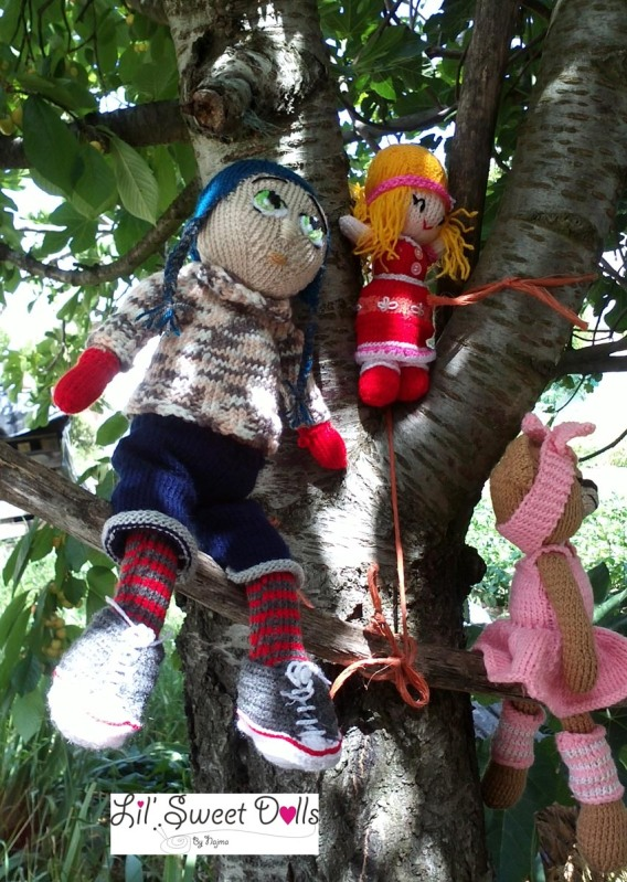 Marco knitted  doll najma05